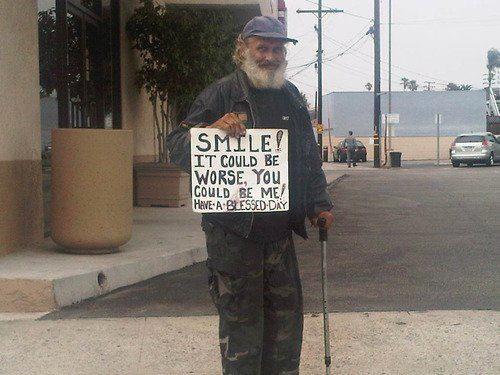 Vær taknemmelig
